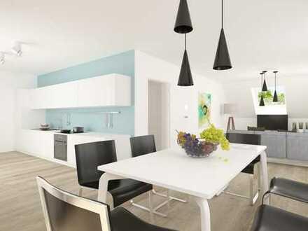 Treten Sie ein - Exklusive Eigentumswohnung am Moniberg auf 2 Ebenen