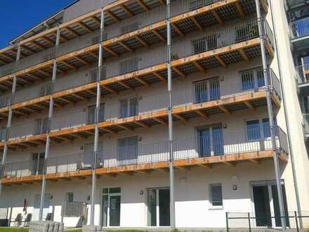 Exclusives 1-Zimmer-Lifestyle-Apartment mit Balkon im Westen von Nabburg - Erstbezug!