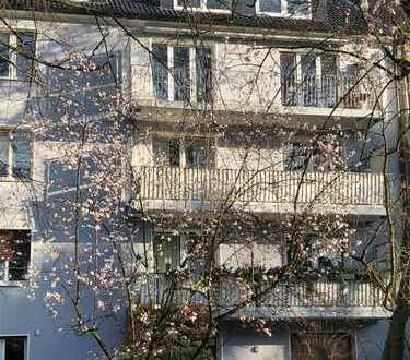 3,5 Zimmer Wohnung mit Balkon in der Nähe des beliebten Kaiserstraßenviertel