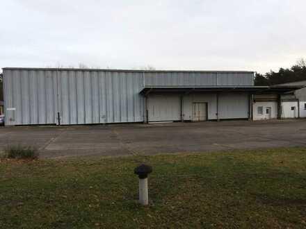 675 m² Lager Ausstellung Lagerhalle Werkstatt