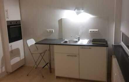 KL - Nähe FH/Klinikum, 1 Zimmer Appartement mit EBK