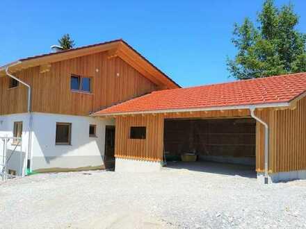 ERSTBEZUG: paradiesisch gelegenes Einfamilienhaus mit Weitblick und viel Natur!