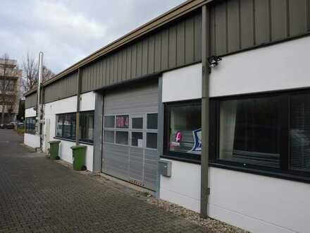 ZU VERMIETEN: Gewerbehalle im Industriegebiet - Mainz-Hechtsheim