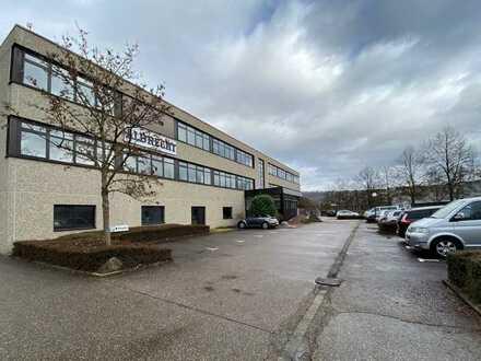 621 m² - Büroetage, 15 Stellplätze in Wernau