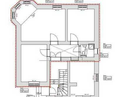 Vollständig renovierte 2-Zimmer-Erdgeschosswohnung mit EBK in Erkner