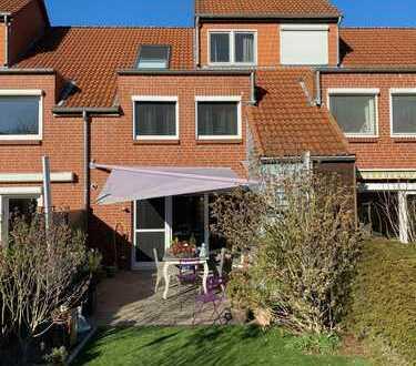 Wunderschönes, vollständig renoviertes 4-Zimmer-Reihenhaus in Bemerode, mit direkter Lage am Wald