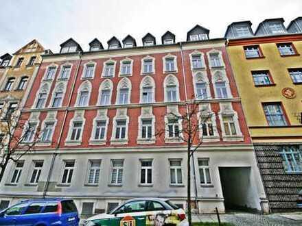 Vermietete 3-Raum-Wohnung mit Pkw-Stellplatz zur Kapitalanlage!