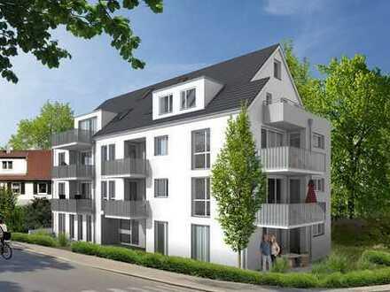 4- Zimmer - Wohnung im 2. OG mit Balkon
