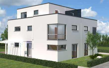 Bonn-Plittersdorf - Neubau Doppelhaushälfte in Rheinnähe