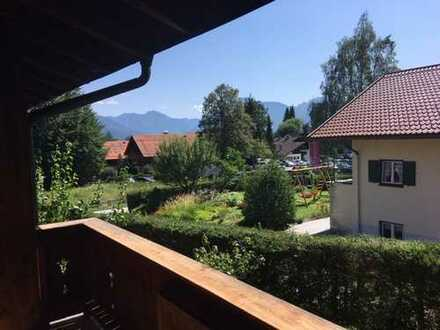 Feine 2 Zimmer-Wohnung Südbakon im Jägerwinkl - Bad Wiessee| BEILHACK IMMOBILIEN