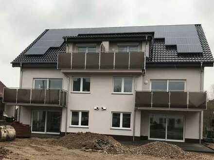 Erstbezug! 3 ZKB-Neubauwohnung im EG mit Terrasse in BI-Jöllenbeck, Nähe Ortskern!