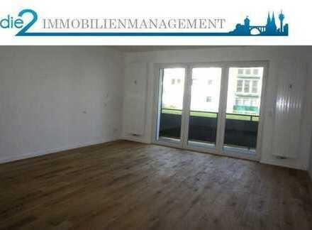 Modernisierte 4-Zimmerwohnung mit Balkon in Wald zu vermieten!