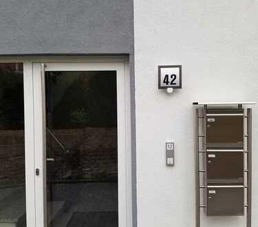 Neuwertige 4-Zimmer-Erdgeschosswohnung mit Balkon in Erftstadt