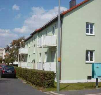 Helle 2-Zimmer Wohnung mit Balkon in zentraler Lage