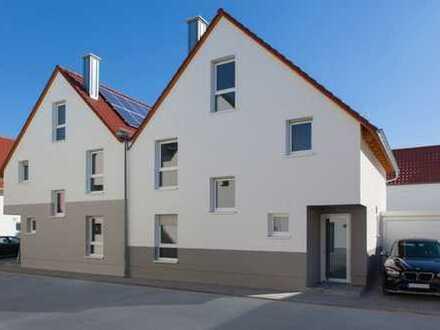 neue, moderne Doppelhaushälfte Zentrumnah