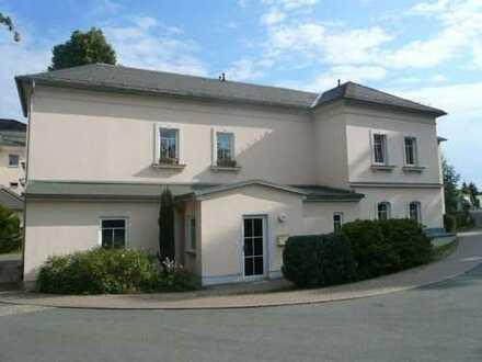 Wohnen wie im eigenen Haus? 2-Zimmer + großer Balkon und Bad mit Fenster