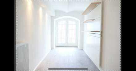Stilvolle, geräumige und neuwertige 2-Zimmer-Loft-Wohnung mit Einbauküche in Offenbach am Main