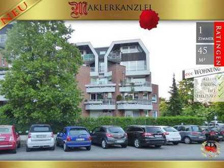 +++ NEU +++ Kleine Wohnung für kleines Geld, 45 m² Appartement mit Balkon