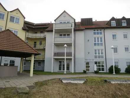 1-Raum-Wohnung mit stufenfreiem Zugang und Aufzug im Dresdner Norden (Medingen)!