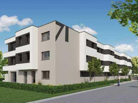 Helle 4-Zimmerwohnung mit Süd-Balkon im Obergeschoss!