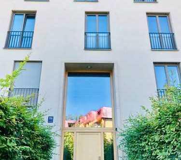 Isarvorstadt: Moderne smarte Citywohnung in direkter Isarnähe