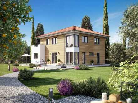 Schönes Haus, großer Garten - Blick zum See