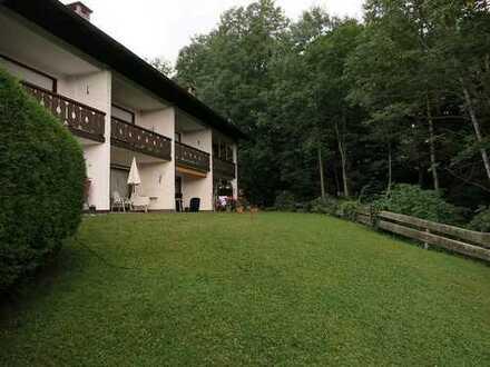Provisionsfrei - Erdgeschosswohnung (Ferienwohnung) mit Süd-Loggia