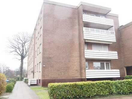 Sehr schöne 3-Zi.-Wohnung mit Balkon in ruhiger Lage von BI- Heepen