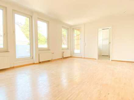 Sanierte 2-Zimmer-Wohnung mit großer Terrasse in Isernhagen-Süd!