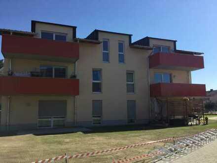 helle 3-Zimmer-Wohnung mit Balkon in Rosenheim-Aising