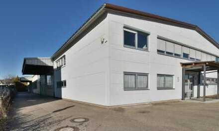 Magstadt: Gewerbehalle mit Bürofläche im Gewerbegebiet Süd