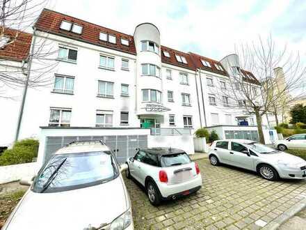 Gepflegte 3 Zimmer Hochparterre Terrassenwohnung in Ludwigsburg-Eglosheim