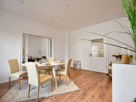 Im Herzen von Wunstorf – Erstbezug nach Sanierung: freundliche 4-Zimmer-Wohnung in Wunstorf