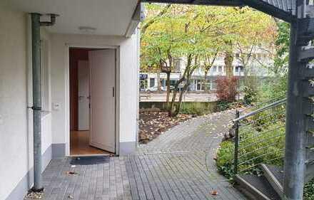 Barrierefreie 3-Zimmer-Seniorenwohnung im Herzen Gelsenkirchens mit Balkon und parkähnlicher Anlage