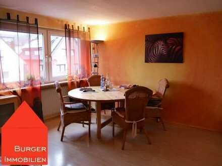 Gepflegte 4-Zimmer Dachgeschosswohnung mit Balkon in ruhiger Wohnlage von Ötisheim