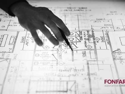 Großzügiges Areal mit vielfältiger Nutzungsmöglichkeit im Industriegebiet sucht neuen Besitzer..