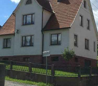 Einfamilienhaus in guter Lage von Steinbach Hallenberg