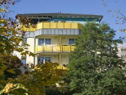 3 Kaltmieten frei*: Schöne 2 Zimmer Wohnung am Stadtpark - EBK mögl.