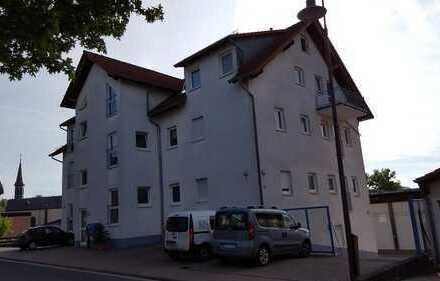 Gepflegte 1-Zimmer-Wohnung mit Balkon in Vendersheim