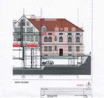 Exklusive 3 Zimmer Altstadt Wohnung