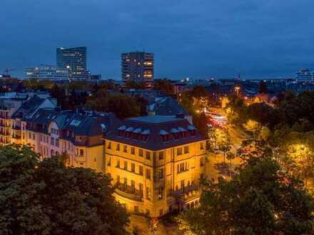 """Historische ,,Rhein-Villa""""am Rheinpark Golzheim"""