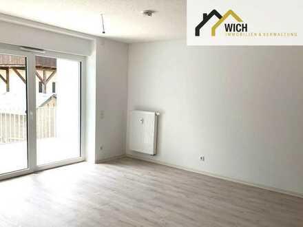 Nur noch eine Wohnung verfügbar! Genießen Sie die besonderen Vorzüge eines Neubaus in Tettau!