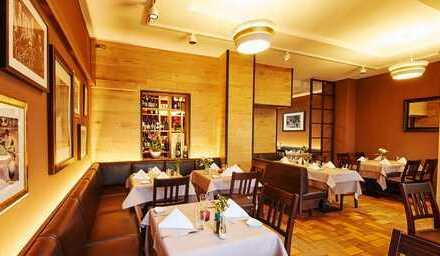Traditions-Restaurant Westend-Nord zu vermieten inkl. 3-Zimmer Altbauwohnung