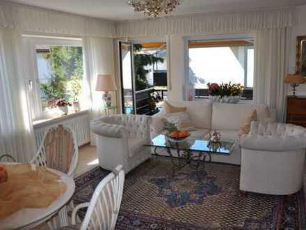 Taghelle gepflegte 2-Zimmer-Wohnung in Bad Wörishofen