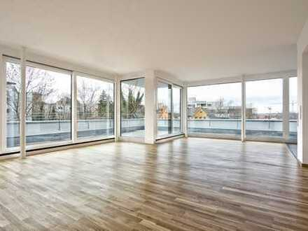"Exklusive 5-Zimmer-Penthousewohnung bei der ""Alten Feuerwache"" in Reutlingen"