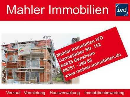 Helle und komfortable Dachgeschosswohnung mit Loggia - 3 ZKB NEUBAU - Erstbezug in Schwanheim