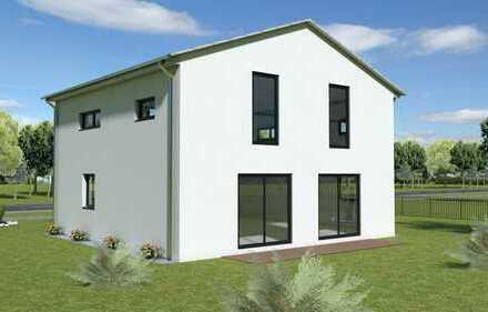 *Moderner Grundriss* EFH inkl. Rollläden, Fußbodenheizung, gr. Grundstück und Doppelgarage etc.