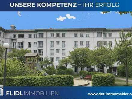 gepfl. 3 ZW im Zentrum Münchens in ruhiger Wohnlage