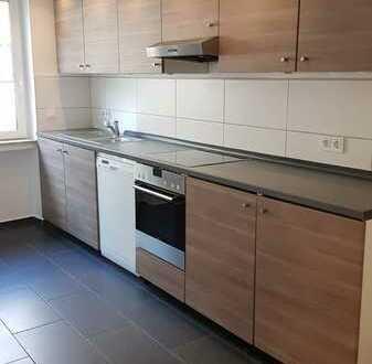 Neuwertige 3-Raum-Wohnung mit Balkon und Einbauküche in Trier Ruwer