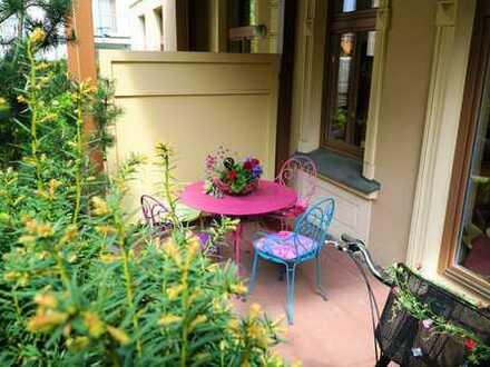 Eine bezaubernde 2-Zimmer-Wohnung im schönen Ostseebad Kühlungsborn wartet auf Sie!